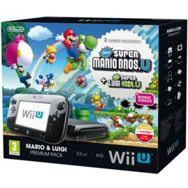 Wii U 32 gb Mario & Luigi U Pack