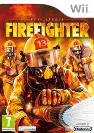 Real Heroes Firefighter - Wii