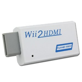 Wii To HDMI Adapter Wit