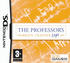 The Professor's Brain Trainer Logic - DS