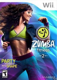 Zumba Fitness 2 (Zonder Belt) - Wii