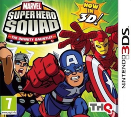 Marvel Super Hero Squad The Infinity Gauntlet - 3DS