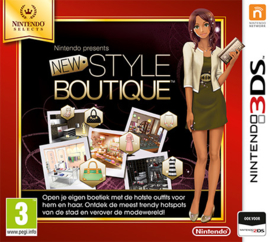 New Style Boutique  Nintendo Selects - 3DS