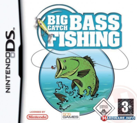 Big Catch Bass Fishing - DS