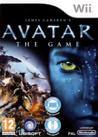 James Cameron's Avatar The Game - Wii