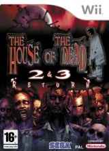 The House of the Dead 2 & 3 Return - Wii