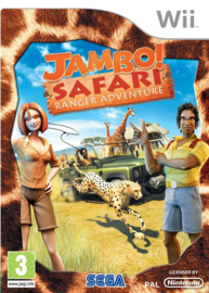 Jambo Safari Ranger Adventure - Wii