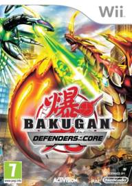 Bakugan Defenders of the Core (zonder handleiding) - Wii