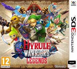 Hyrule Warriors Legends - 3DS