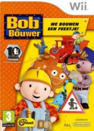Bob de Bouwer We Bouwen een Feestje! - Wii