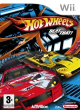 Hot Wheels: Beat That! - Wii