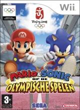 Mario en Sonic op de Olympische spelen - Wii