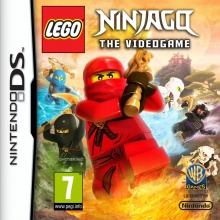 Lego Ninjago The Videogame - DS