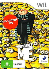 Despicable Me - Wii