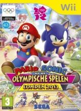 Mario en Sonic op de Olympische Spelen Londen 2012