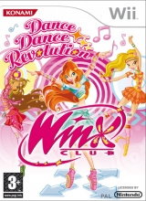 Dance Dance Revolution Winx Club - Wii