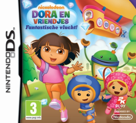 Dora & Vriendjes Fantastische Vlucht! - DS