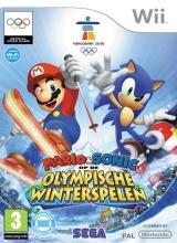 Mario en Sonic op de Olympische Winterspelen - Wii