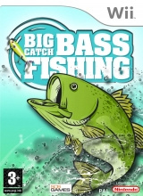Big Catch Bass Fishing - Wii