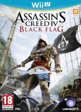 Assassins Creed IV Black Flag - Wii U