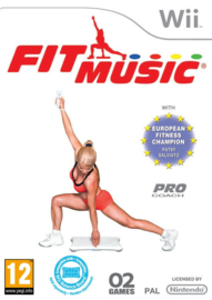 Fit Music - Wii