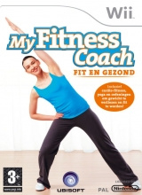My Fitness Coach Fit en Gezond - Wii