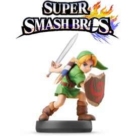 Jonge Link - Super Smash Bros Collectie