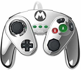Metal Mario Fightpad Wired