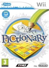 Udraw Pictionary - Wii