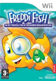 Freddi Fish En Het Verhaal  van de Verdwenen Zeewierblaadjes - Wii