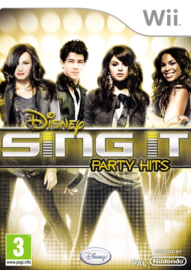 Disney Sing It Party Hits - Wii