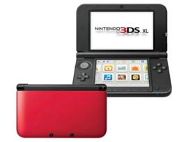 Nintendo 3DS XL Rood Zwart