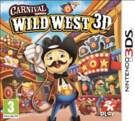 Carnival Wilde Westen 3D - 3DS
