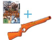 Cabela's Big Game Hunter 2010 + Shotgun