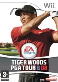 Tiger Woods PGA Tour 08  - Wii