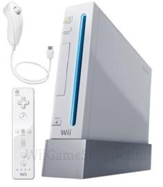 Nintendo Wii Korte handleiding