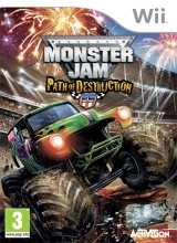 Monster Jam Path of Destruction - Wii