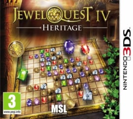 Jewel Quest IV Heritage - 3DS
