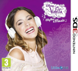 Disney Violetta Rhythm & Music - 3DS