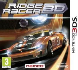Ridge Racer - 3DS