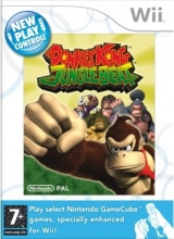 New Play Control! Donkey Kong Jungle Beat  - Wii