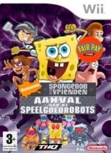 SpongeBob en zijn Vrienden Aanval van de Speelgoedrobots