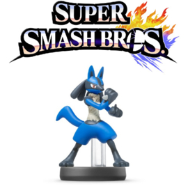 Lucario - Super Smash Bros Collectie