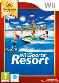Wii Sports Resort Nintendo Selects - Wii