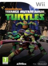 Nickelodeon Teenage Mutant Ninja Turtles  - Wii