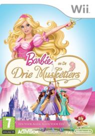 Barbie en de Drie Musketiers - Wii