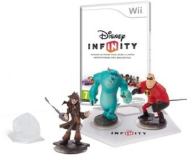 Disney Infinity Starterpack 1.0 - Wii