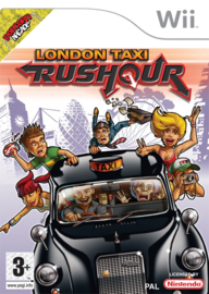 London Taxi Rush Hour - Wii