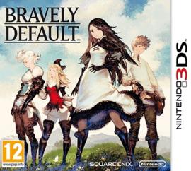 Bravely Default - 3DS