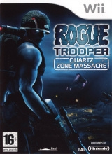 Rogue Trooper Quartz Zone Massacre - Wii